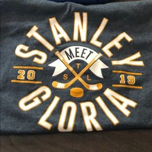Other - STL blues 2019 Stanley cup t shirt